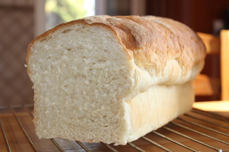 Pan de molde Recetas de Johanna Prato