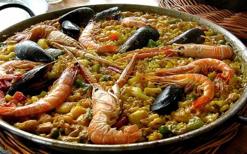 Resultado de imagen para paella valenciana
