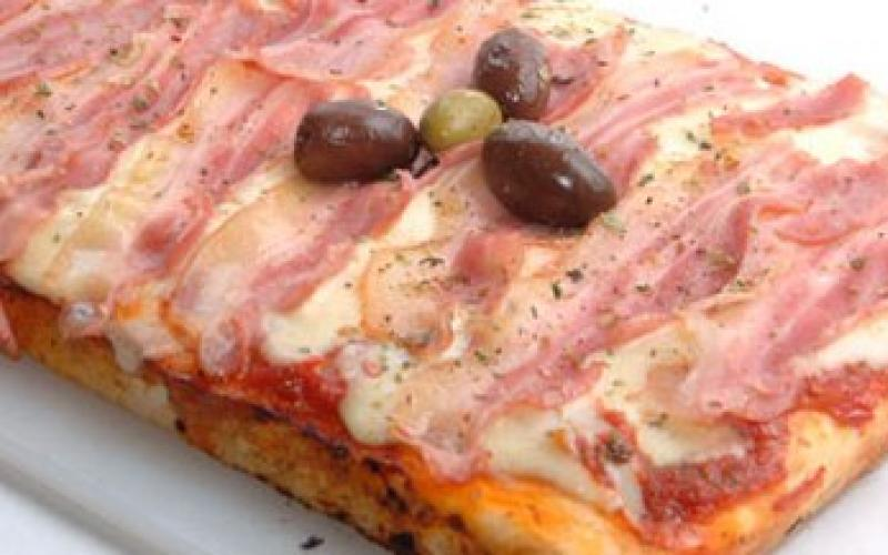 Receta para pizza facil