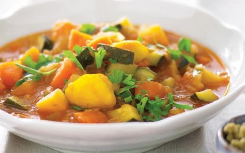 Sopa De Verduras Recetas De Johanna Prato