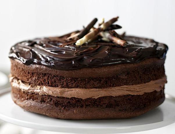Torta Suspiro De Chocolate Recetas De Johanna Prato